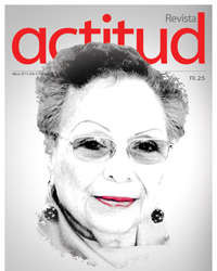Revista actitud portada #48