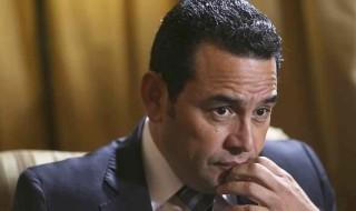 Jimmy Morales presidente electo de Guatemala. / Fotografía: Reuters