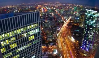 Azrieli Center, Tel Aviv, Israel. / Fotografía: Smirnov Ksenia